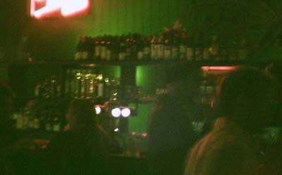 Mystery bar #50 - the bar