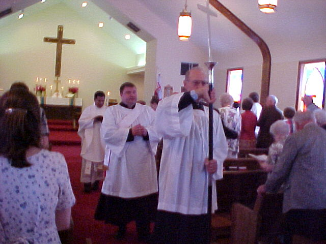 how to become an anglican priest