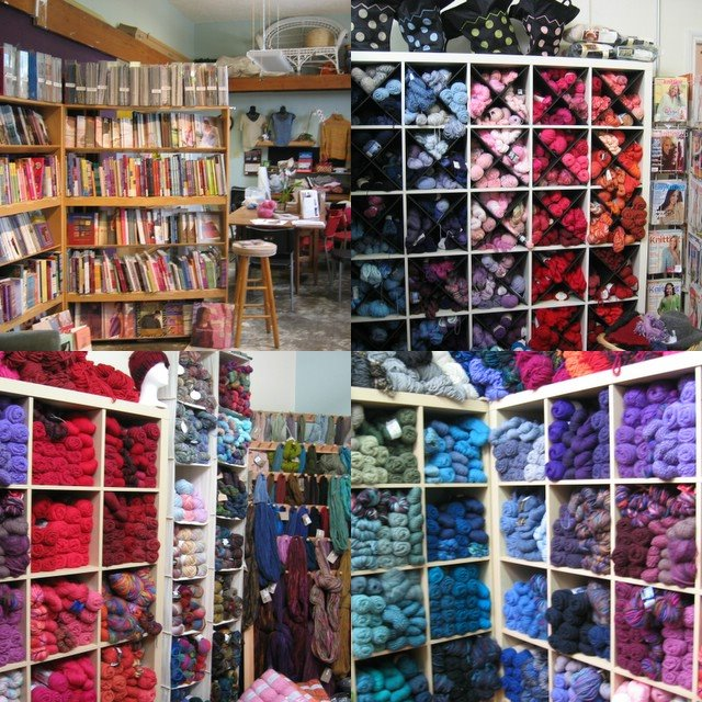 That is beautiful yarn! And it is working up just a beautiful. I have never been to Las Vegas but would love to go one day because I have a friend who lives there that I would just love spending some time with!