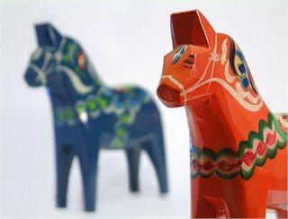 Delarna Horse