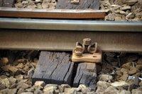 Weiche Holzschwelle