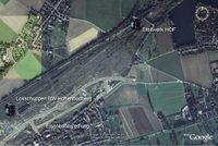 Karte Hohenbudberg