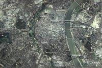 Google Earth Karte Köln Südbrücke