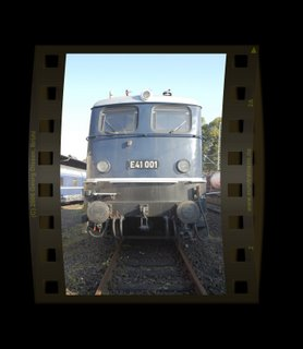DB BR41 001