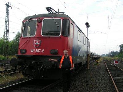 SBB 421 387-2