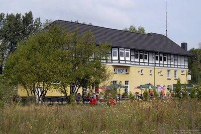 Stellwerk HOF Ostseite