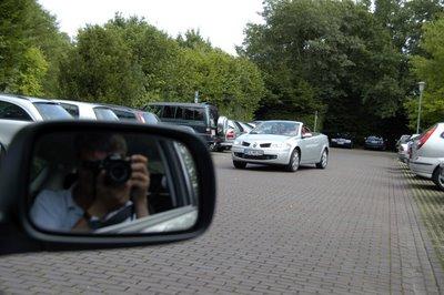 Renault Megane Cabrio in Xanten