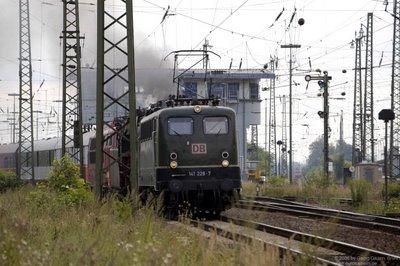 Sonderfahrt historische Lokomotiven