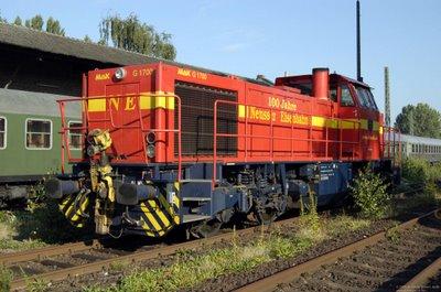 MAK G1700 Neusser Eisenbahn