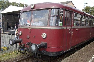 Schienenbus VT98