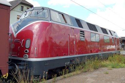 DB V200 033