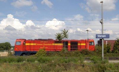 125 Jahre Neusser Eisenbahn