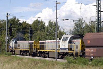 B 7787 und 7779