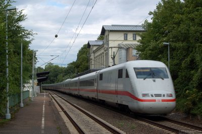 ICE Richtung Köln