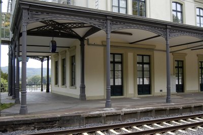Bahnhofsgebäude Rolandseck