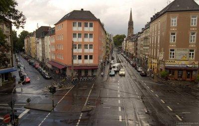 Köln - Zülpicher Strasse