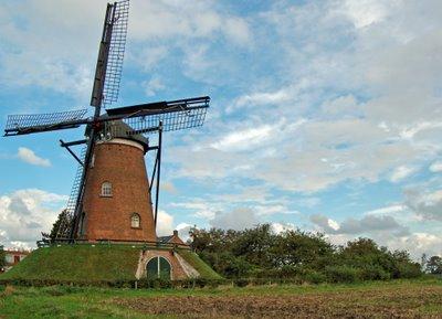 Cadzand Mühle