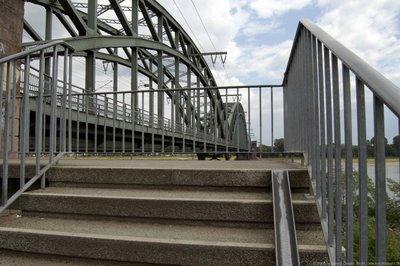 Treppenaufgang Westseite