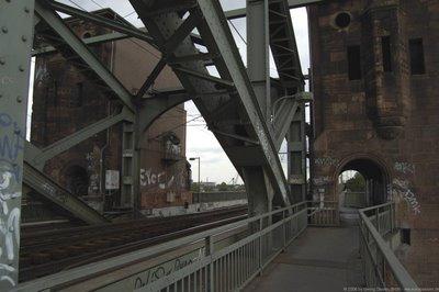 Brückemtürme Ostseite