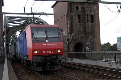 SBB Cargo E 481 003-2