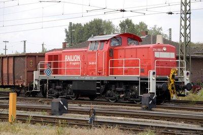BR 294 880-0 Railion