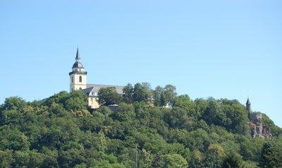 Abtei Michaelsberg Siegburg