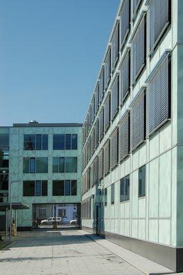 Polizeigebäude Siegburg