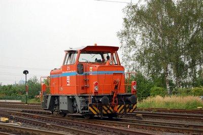 HGK Lok 21