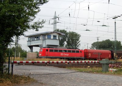 Bahnübergang Porzer Ringstrasse - Gnf Gremberg