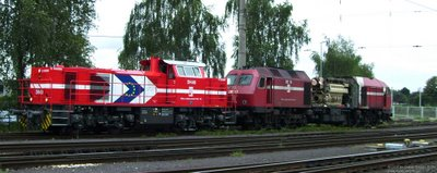 HGK DH49 und DE13