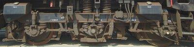 HGK DE 11 Drehgestell