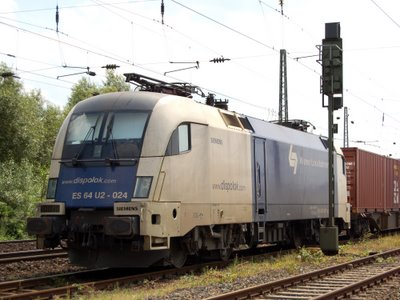 Dispolok ES 64 U2 - 024