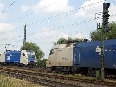 Dispolok ES 64 U2 - 024 und 020