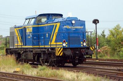 Mittelweserbahn MWB V1801