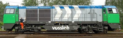 MAK 2000BB Vossloh