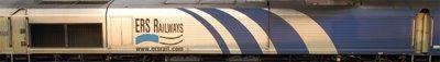 Class 66 ERS Railways 6606
