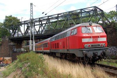 Nahverkehr aus Koblenz