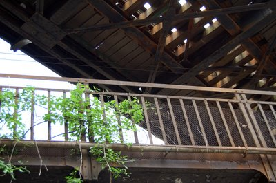 Brückenbauwerke Gleisdreieck Köln-Süd
