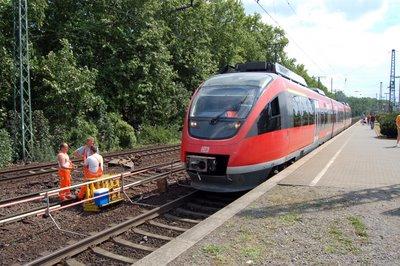 Talent Nahverkehr Richtung Köln Hauptbahnhof