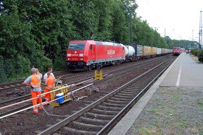 E 185 229-2 Railion Güterzug