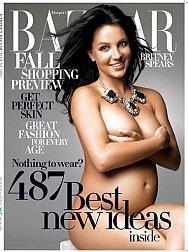 Pregnant Britney