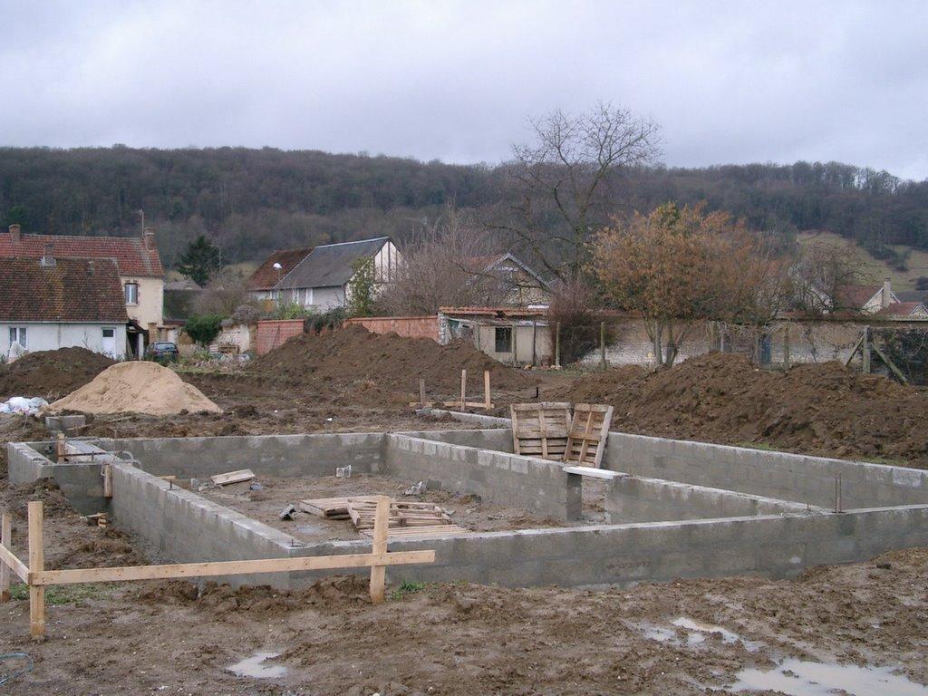 Notre nouvelle maison vide sanitaire for Maison vide sanitaire