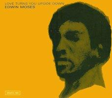 Portada del disco anterior de Edwin Moses