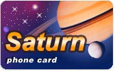 Saturn phone card | Satrun Calling Card