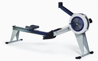 Model E Erg Rowing Indoor
