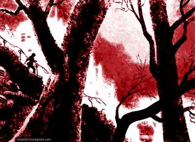 red sketch blog