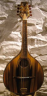 Fylde Mandolin