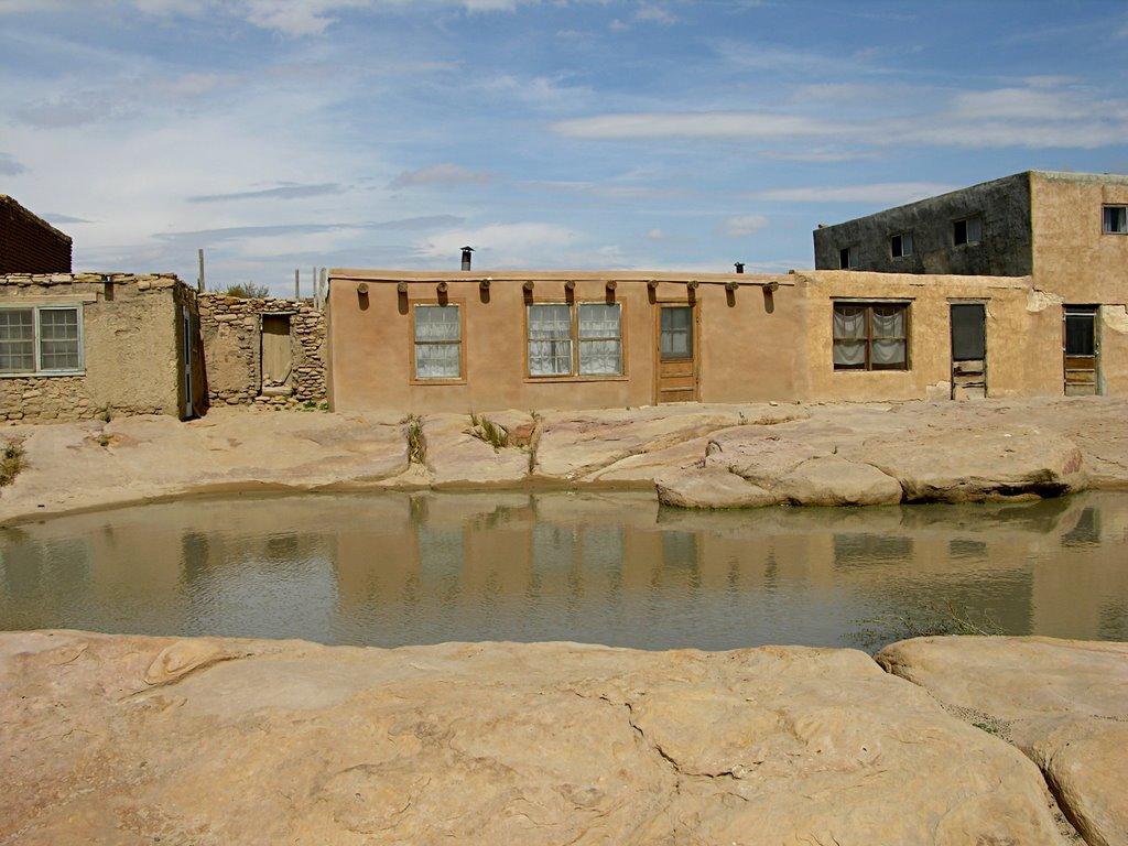 Carpe diem on the road acoma pueblo and mesa nm for Pueblo home builders