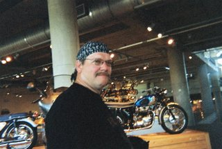 Mike Parker-Bikers for Babies 2006