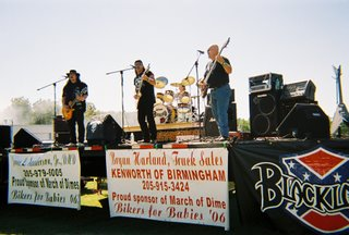 Blackland Band-Bikers for Babies-2006